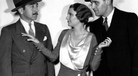 Amor prohibido (Forbidden, EUA-1932) de Frank Capra