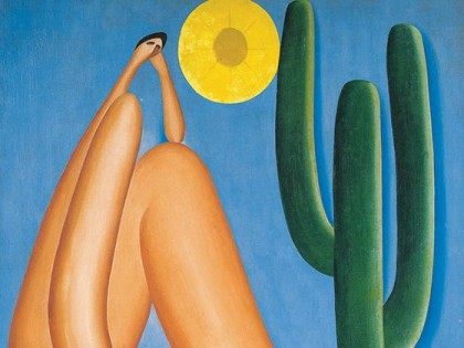 Tarsila do Amaral. Abaporu, 1928