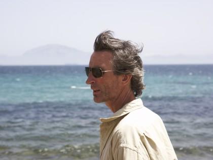 Retrato Francis Alÿs. Foto: Roberto Rubalcava.
