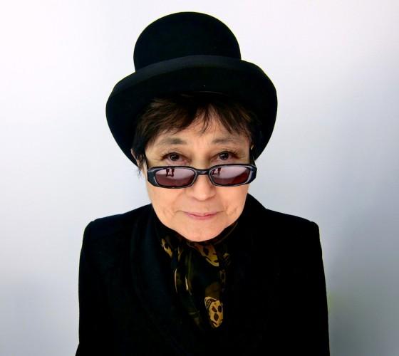 Yoko Ono en MALBA