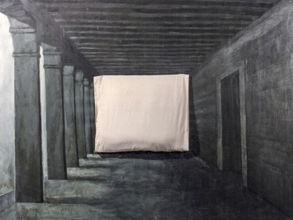 Jorge Macchi. Sin título, 1991.