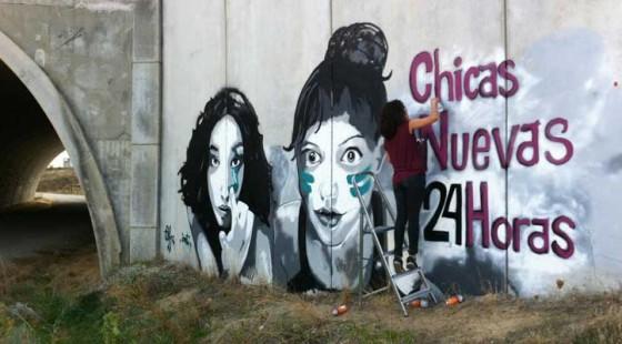 Mabel Lozano Chicas nuevas