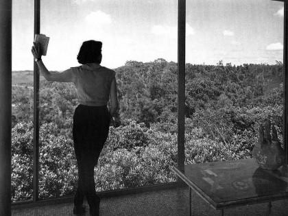 Lina Bo Bardi Casa de vidrio