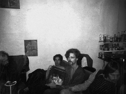 General Idea. Autorretrato (Velvet Underground), 1969.
