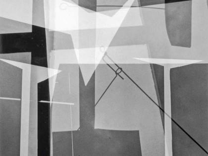 Geraldo de Barros- Fotoforma, San Pablo, 1949