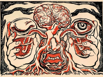 Diego Rivera Vasos comunicantes