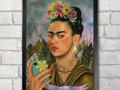 Frida redes socail media