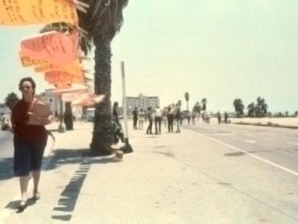 Mónica Mayer. El tendedero, Los Ángeles, 1979.