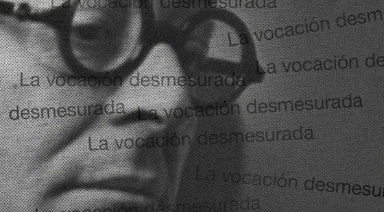 La vocación desmesurada