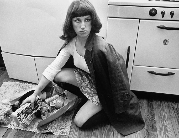 Cindy Sherman. Untitled Film Still #10, 1978.
