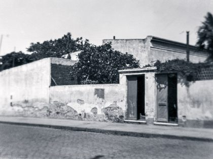 Horacio Coppola. Paraguay al 2600, Palermo, 1929.
