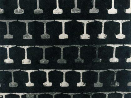 Juan Bechis. Abstracción, 1959.