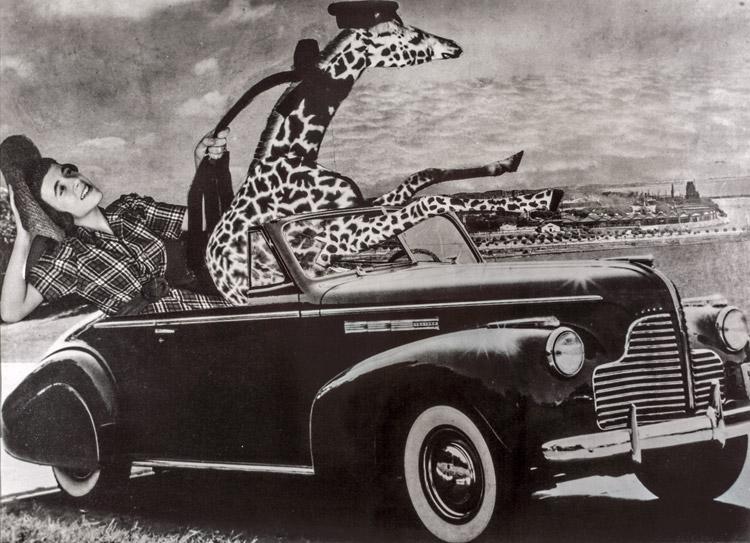 Grete Stern. Sueño nº 38, 1949.